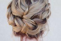 {wedding} hair