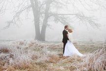{wedding} winter