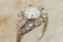 {wedding} engagement rings