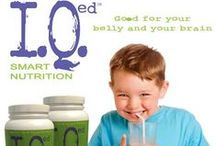 IQed Smart Nutrition / IQed Is Whole Food Nutrition. Pediatrician Endorsed and Mom Approved!