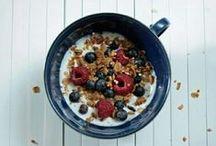 Frühstück / Inspiration für einen abwechslungsreichen Start in den Tag