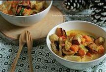 Suppen und Eintöpfe / Warmes für kalte Tage