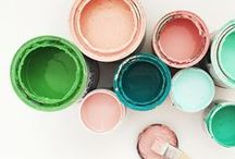 Color / Mixing colors for anything you can think of, from clothes to interior design, graphic design, architecture etc