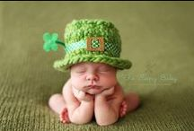"""St. Patricks Day / """"May the roof above us never fall in, and may we friends beneath it never fall out."""" ~Irish Blessing"""