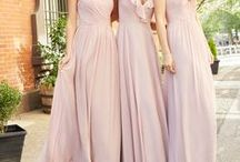 Hayley Paige Occasions / Some of the Hayley Paige gowns available in store, perfect for prom evening or bridesmaid!