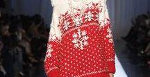 Knitwear in Fashion / Tricot dos Fashion Designers Runway