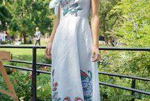 Embroidery in Fashion / Bordados nos desfiles Designer