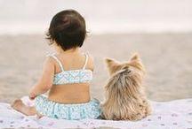 *Babies, Kids & Pet Friends* / #Baby #cats #dogs #pets #bebek  / by CHEZMAM Maternity