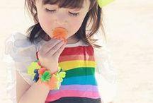 Rainbow World / by CHEZMAM Maternity