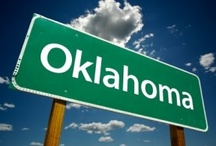 Oklahoma Pride / This board serves to showcase the natural beauty Oklahoma, and serves as a reminder that keeping your state clean creates long-lasting effects like pride, and a commitment for a better tomorrow for the entire state.