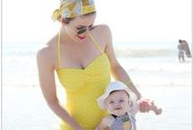 Yellow Mellow * / by CHEZMAM Maternity