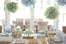Baby Shower : Ideas & Inspirations / by CHEZMAM Maternity