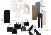 Workplace Fashion / Office wear ideas
