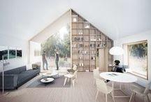 Interior / by Minji Park