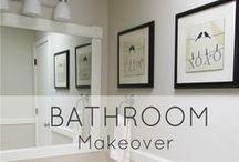 Bathrooms / by Ducks 'n a Row