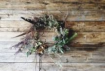 a room of rest / nature inspired. raw. simple. warm. a place of comfort to rest / by Abigail Joy