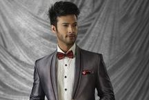 TUXEDO SUITS / The Designer suits which give heavenly look to the men, this suits are designed by the Samyakk, which enacts the smartness of the men's, So add a debonair designer finish to your formal attire courtesy, it gives a refined addition to your occasions.The other best thing about Designer suits is that you can choose them in different cut, style and color.However, the quality of a suit is a factor that makes you look handsome.