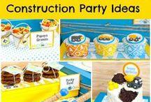 Tool Inspired Party Ideas / Tool inspired party ideas. Great for guys, kids or full grown!
