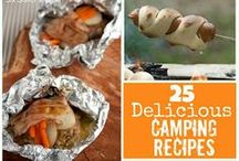 Cooking for Camping / Recipes and cooking ideas for camping trips.