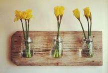 DIY - Home  / DIY project inspiration for around the house.