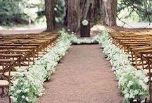 Weddings: Ceremony Decor