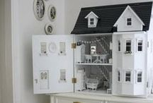 Doll Houses * / by CHEZMAM Maternity