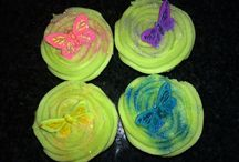 My cupcakes & baking / My creations