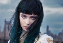 grimes / another walk about, after dark // it's my point of view // if someone could break your neck // coming up behind you always coming and you'd never have a clue  / by melissa foell