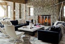 Fireplaces/Lareiras