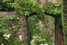 Jardin / Gardens, porches, verandas