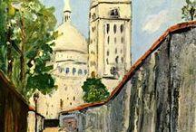Vieux Montmartre / Montmartre entre XIXe et XXe siècle (ma vie précédente)
