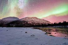 North, Norr, Pohjoiseen, Norður, Noorden / Northern Europe