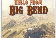 Big Bend Texas Views