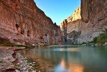 Big Bend: Rivers & Hot Springs