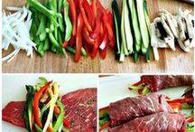 Step by Step Recipes