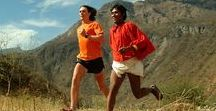 Big Bend: Running Marathons