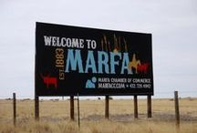 Big Bend: Marfa / ♥ ♥ Do you love the famous/infamous Marfa of far west Texas, Big Bend desert country? And you want to see this board on your page? Just go ahead and follow this board and please post me a message on my Facebook page so I can send you the invite! Glad to share the love!