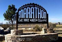Big Bend: Marathon