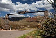 Big Bend: Franklin Mountains El Paso