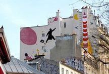 Paris: Belleville, République, 10e, 19e, 20e / Le Paris où histoire et jeunesse se superposent