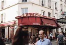 Paris: Montmartre / Le Paris des artistes