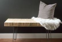 Furniture DIY / Can't find what you want? Build it yourself!