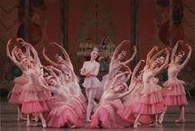 BALLET / Este tablero fue creado en recuerdo a mis años como bailarina de ballet; en honor a la  gran Betty Chavez mi profesora de tantos años.