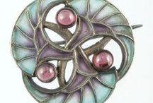 Jewelry (Art nouveau & Art Deco)