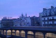 Paris: 15e, 16e, 17e, Batignolles, Goutte d'Or / Le Paris vert et paisible