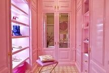 Dressing Rooms / dressing rooms and closets