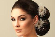 Wedding-Makeup / Wedding makeup, makeup, airbrush makeup, bridal makeup, bridesmaid makeup, wedding day makeup