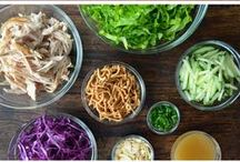 Fresh Starts - salads!