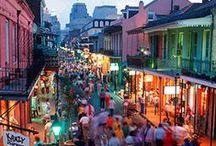 New Orleans / & Louisiana