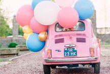 Wedding Get Away Car